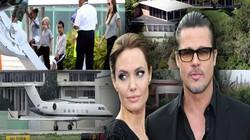 Đại chiến ly hôn nhà Jolie-Pitt: Chia thế nào khối tài sản 9 nghìn tỷ?