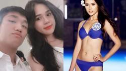 Bất ngờ bạn gái mới của Trọng Đại U23 lại là cô gái phát ngôn sốc tại HH Hoàn vũ