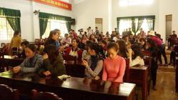 Vụ 500 giáo viên dôi dư ở Đắk Lắk: Chấm dứt hợp đồng trong tháng 8