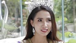 """Hoa hậu Phan Thị Mơ: Tôi cũng mong có đại gia """"chống lưng"""""""