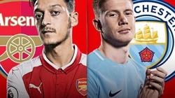 Xem Arsenal vs Man City ở đâu, kênh nào trực tiếp?