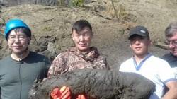 """Nga: Xác sinh vật 40.000 năm nguyên vẹn ở """"cánh cửa tới địa ngục"""""""