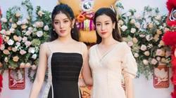 Hoa hậu Đỗ Mỹ Linh, Á hậu Huyền My xinh đẹp đọ sắc trong sự kiện