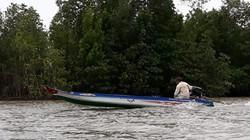 2 người té xuống sông tử vong sau chầu nhậu