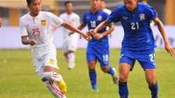 Olympic Thái Lan gây bất ngờ, cầm hòa Qatar phút bù giờ