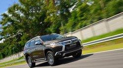 Pajero Sport thêm bản máy dầu, giảm mạnh giá các bản máy xăng