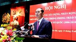 Chủ tịch nước: Thế lực thù địch ráo riết hoạt động chống phá