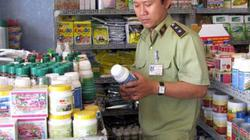 Kinh doanh vật tư nông nghiệp:  Rà soát, quản lý chặt