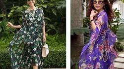 Dàn mỹ nhân Việt khoe sắc trong váy hoa rực rỡ của Đỗ Mạnh Cường