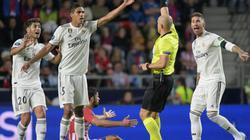 Thảm bại trước Atletico, CĐV Real đổ lỗi vì... thiếu Ronaldo