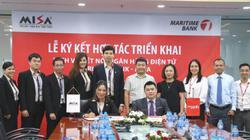 Maritime Bank và MISA tiên phong trong việc kết nối hệ thống gia tăng lợi ích cho doanh nghiệp