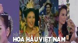 Hoa hậu Việt Nam nào ứng xử hay nhất trong lịch sử?