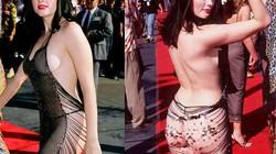 Tiết lộ sự thật ít biết về những bộ váy hở 80-90% cơ thể, sốc nhất lịch sử thảm đỏ