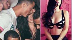Nữ DJ gốc Việt thân mật bên Ronaldo đời thực quá bốc lửa