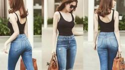 Clip Ngọc Trinh chia sẻ bí quyết mặc đồ jeans đẹp và gợi cảm