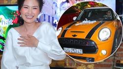 """""""Kiều nữ"""" Ngọc Lan được chồng tặng xe hơi tiền tỉ ngày sinh nhật"""