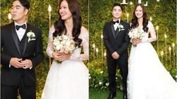 Á quân Next Top đầu tiên xinh đẹp trong ngày cưới