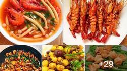"""Bật mí top món ăn hot nhất tuần qua, xứng đáng ngàn """"like"""" trên MXH"""