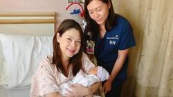 Rớt nước mắt với nhật ký sinh con ở tuổi 41 của ca sĩ Thanh Thảo