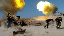 Quân đội Syria ồ ạt tấn công khủng bố, siết cổ IS trong sa mạc