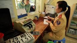Lái ôtô khi chưa đăng ký biển số bị phạt bao nhiêu tiền?