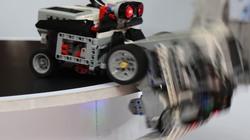 Video các robot đối kháng cực gây cấn tại cuộc thi Robotacon- WRO 2018