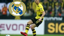 """CHUYỂN NHƯỢNG (21.8): Real Madrid """"nổ bom tấn"""" từ Dortmund"""