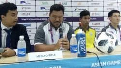 """Olympic Thái Lan chính thức loại, HLV Worrawoot Srimaka """"mất ghế""""?"""