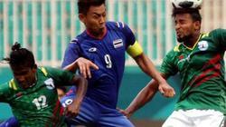 Đội Olympic Đông Nam Á nào chơi tệ nhất vòng bảng ASIAD 18?