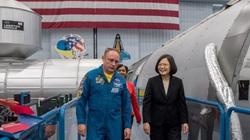 Trung Quốc nổi giận vì Mỹ đưa lãnh đạo Đài Loan thăm trụ sở NASA