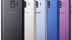 Galaxy J2 Core xuất hiện ảnh kết xuất đồ họa, nhiều tùy chọn màu sắc