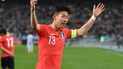 Đấu Olympic Iran, Son Heung-min bất an chuyện bị loại