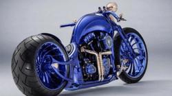Cận cảnh cực phẩm Harley Davidson giá 44,2 tỷ đồng, đắt nhất thế giới