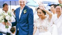"""Lý Thanh Thảo """"Mùi ngò gai"""" liên tiếp gặp sự cố trong ngày cưới chồng Tây"""