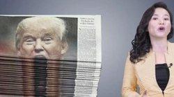 """TQ: Truyền hình tung video """"cảm ơn"""" ông Trump vì cuộc chiến thương mại"""