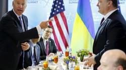 """Giật mình bí mật Mỹ """"giật dây"""" điều khiển chính phủ Ukraine"""