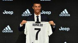 Vì sao Cristiano Ronaldo lại thích khoác áo số 7?