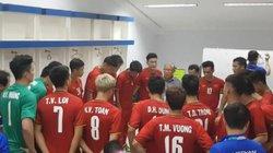 Thắng Bahrain, HLV Park Hang-seo nói gì với học trò trong phòng thay đồ?