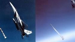Lần duy nhất chiến đấu cơ Mỹ phóng tên lửa diệt vệ tinh cao 500km