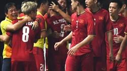 HLV Olympic Bahrain khen ngợi một cầu thủ Olympic Việt Nam
