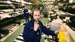 Cuộc sống trên tàu ngầm hạt nhân Anh