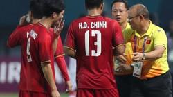 HLV Park Hang-seo đã sử dụng bao nhiêu cầu thủ tại ASIAD 18?