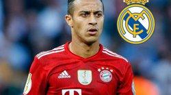"""CHUYỂN NHƯỢNG (27.8): Real sắp đón tân binh từ Bayern, Barca nhận """"đòn đau"""" vụ sao Liverpool"""