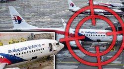 Máy bay MH370 bị chiến đấu cơ Su-30 chặn?