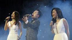 """Clip: Nghe bản mashup """"Thuyền và biển"""" của Tùng Dương và 2 nữ ca sĩ"""