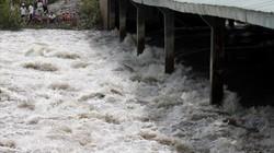 Nước lũ lên cao bất thường, An Giang bất ngờ xả đập trước 4 ngày