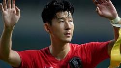 Son Heung-min phát biểu bất ngờ về Olympic Việt Nam