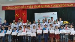 25 suất học bổng VINASEED đến với trẻ em vượt khó tại Vĩnh Phúc
