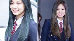 Ngôi trường Hàn Quốc toàn trai xinh gái đẹp diện đồng phục đắt đỏ ai cũng choáng