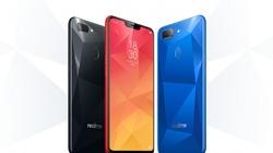 "Oppo ra mắt Realme 2 pin ""trâu"", giá bèo"